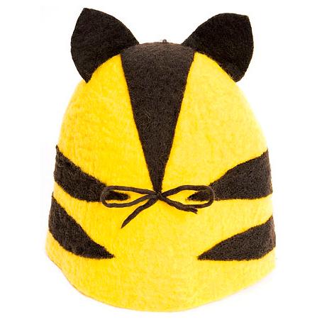 Шляпа банная «Тигр»
