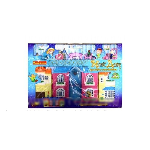 Дом для куклы «Мой дом»