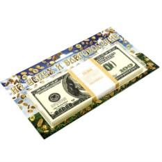 Сувенир Забавная пачка на успех и благополучие 100 $