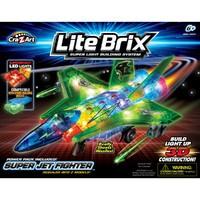 Конструктор Lite Brix Самолет