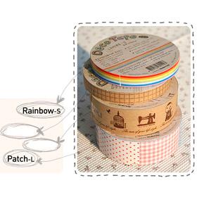 Декоративный скотч patch (l)