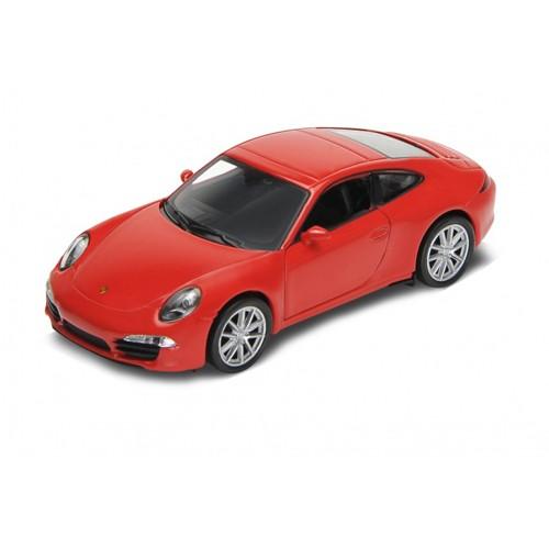 Модель машины 1:87 Porsche 911 (991) Carrera S от Welly