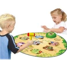 Игровой коврик Веселые кроты Hit the Moles Playmat