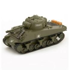 Радиоуправляемая модель танка Sherman M4A3