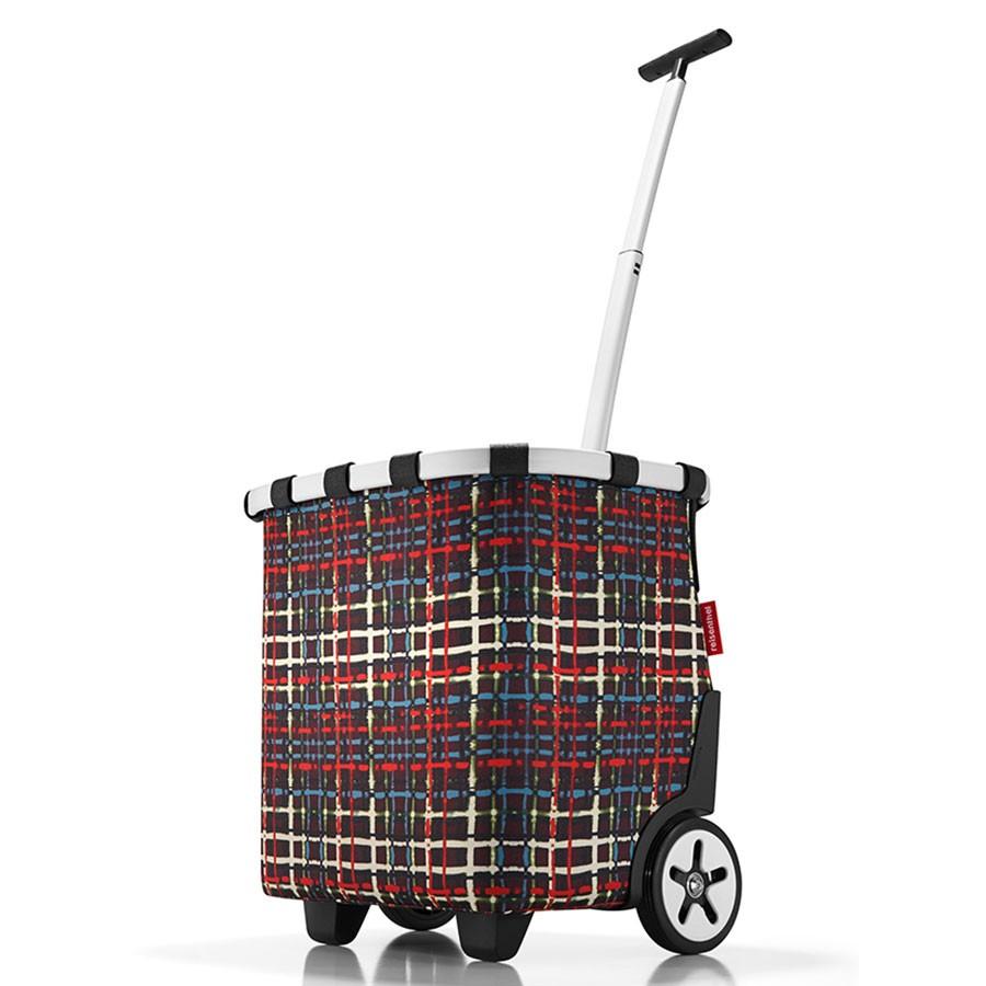 Сумка-тележка Carrycruiser wool