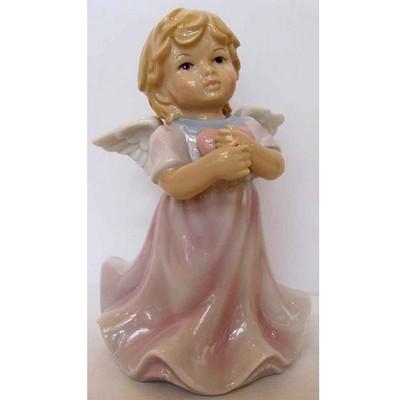 Муз. Статуэтка «Ангел с сердечком»