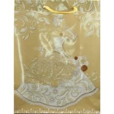 Подарочный пакет Платье