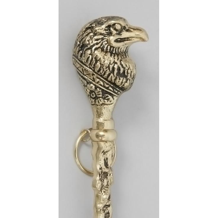 Лопатка для обуви из бронзы Virtus «Орёл»