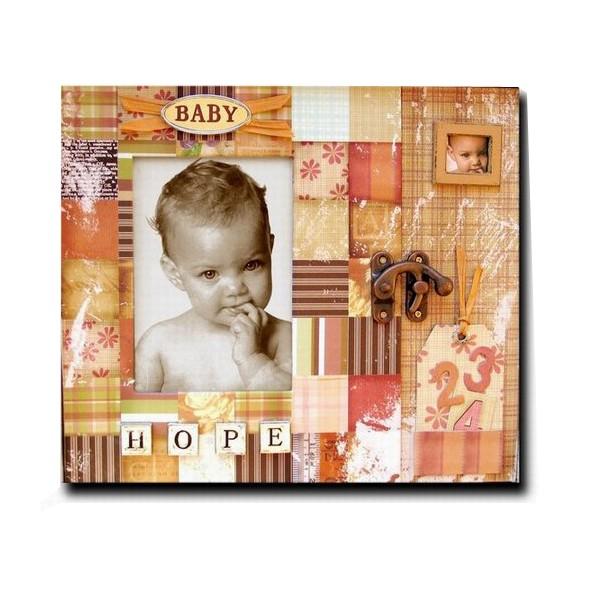 Дизайнерский фотоальбом Baby — Малыш