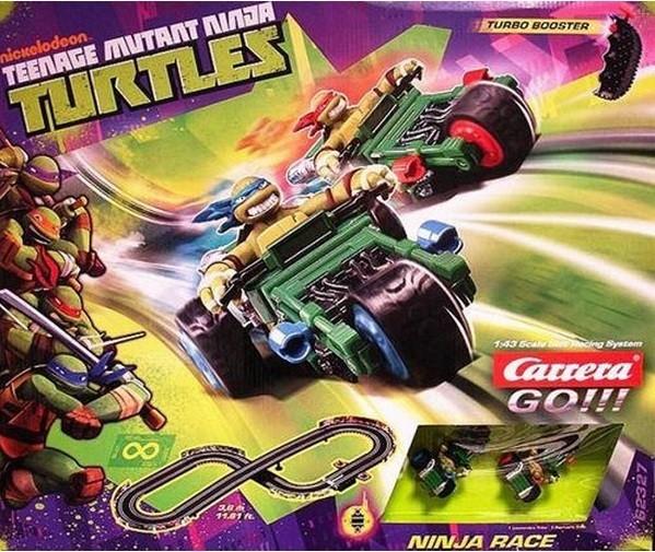 Игровой набор Автотрек Ninja Race