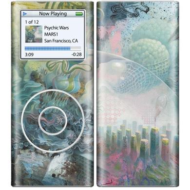 Обложка для iPod Nano 2 Skins Psychic Wars