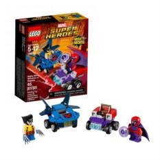 Конструктор Lego Росомаха против Магнето