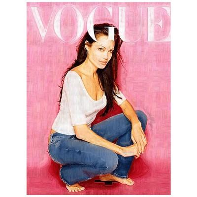 Картина Vogue