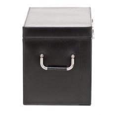 Черная шкатулка для украшений Сундук Davidt's