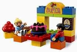 Конструктор Мой первый Супермаркет Lego Дупло