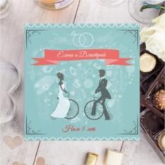 Бельгийский шоколад в подарочной упаковке Романтика