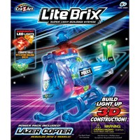 Конструктор Lite Brix Вертолет