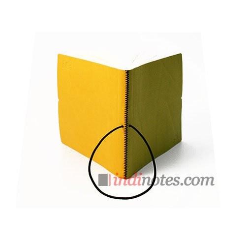 Записная книжка Ciak Duo Yellow Green