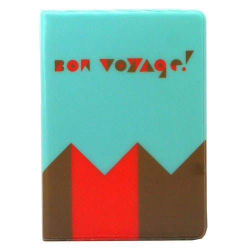 Обложка для паспорта Bon Voyage – Balloon