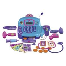 Игрушка Doctor Доктор Плюшева Кассовый аппарат доктора