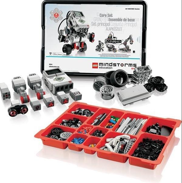 Базовый набор Lego Mindstorms EV3