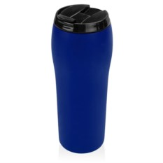 Термокружка Жокей (цвет — синий)