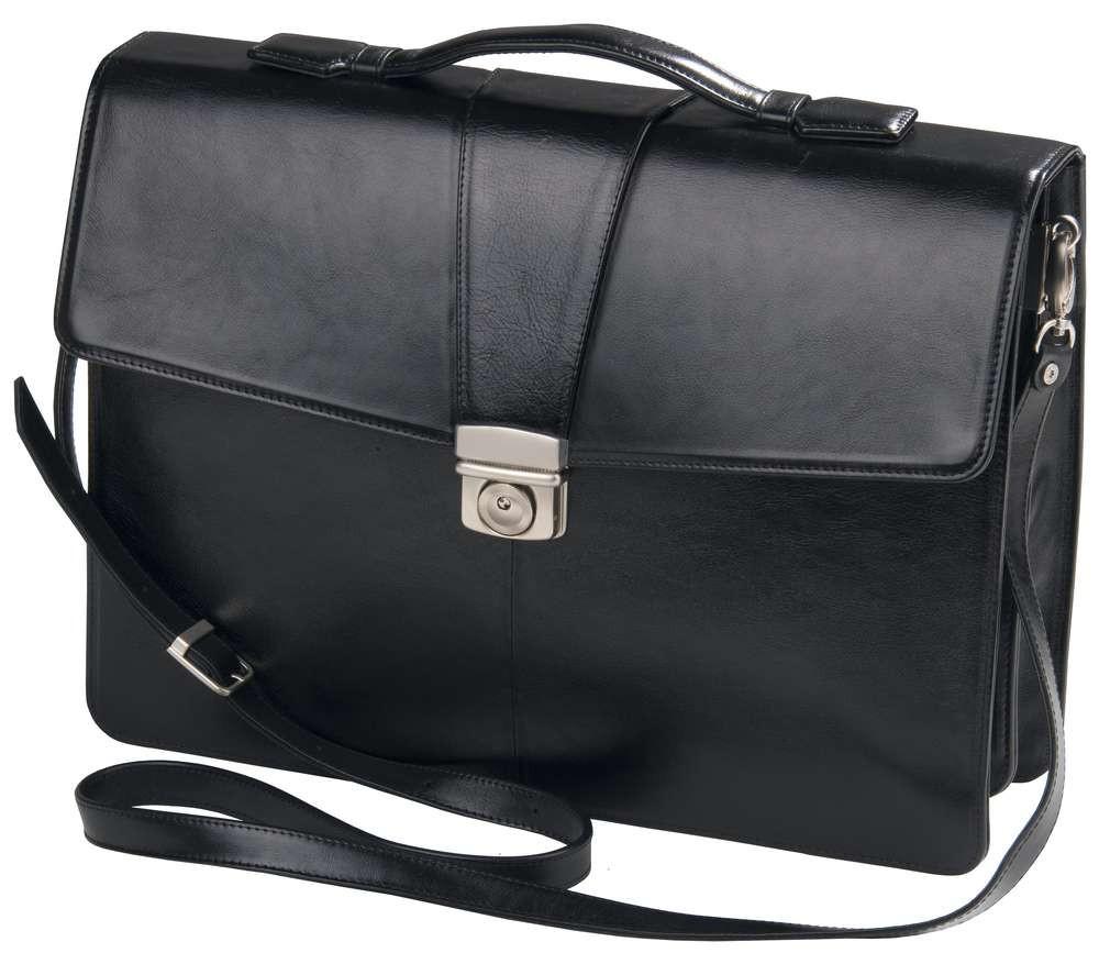 Портфель «Министр», черный