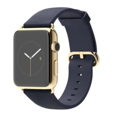 Apple Watch Edition 42mm with Midnight Blue Classic Buckle