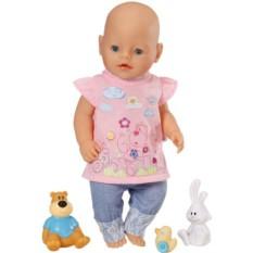 Игрушка Baby born Одежда и животные (Zapf Creation)