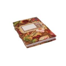 Кулинарный блокнот  «Уютный»