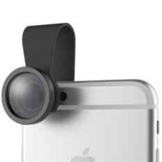 Объектив на клипсе ROCK Fisheye Clip On Black для смартфонов