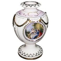 Ваза Стиль Рококо от Ceramiche Ferraro