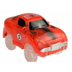 Красная гоночная машинка Magic Tracks