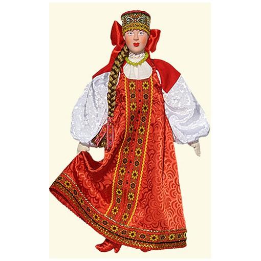 Кукла «Московская красавица»