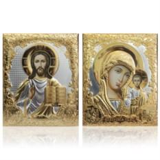 Икона Спасителя и Богородицы
