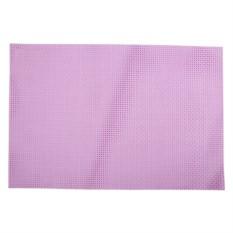 Розовая салфетка под посуду Venezia