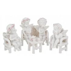 Комплект фигурок ангелов
