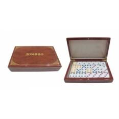 Настольная игра в коробке Домино