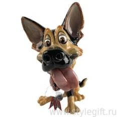Фигурка собаки Saskia