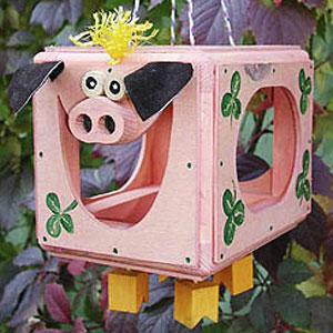 Кормушка «Свинка»