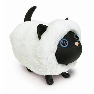 Копилка «Котенок в белой шубке»