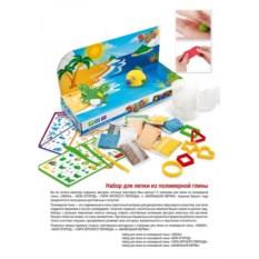 Детский набор для лепки из полимерной глины Океан