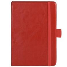 Красная записная книжка Freenote в линейку