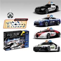Радиоуправляемый конструктор BMW, Nissan, Bugatti, Audi