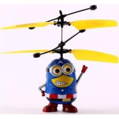 Радиоуправляемая игрушка Летающий Миньон-супергерой
