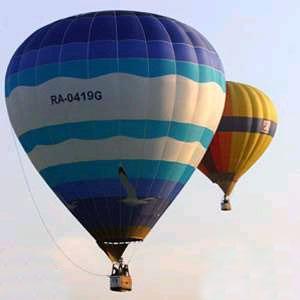 Праздник в облаках- полет на воздушном шаре