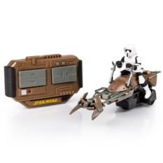 Радиоуправляемая игрушка Star Wars Скоростной байк