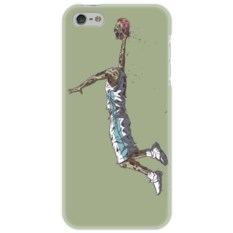 Чехол для iPhone 5 The ball is life basketball