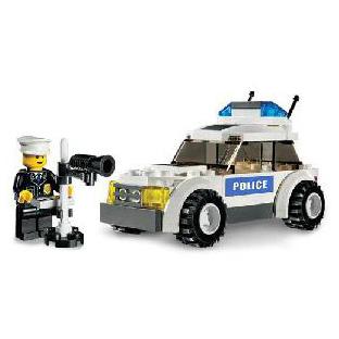 Lego City «Полицейская машина»