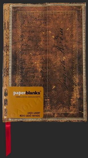 Записная книжка Paperblanks Огюст Роден